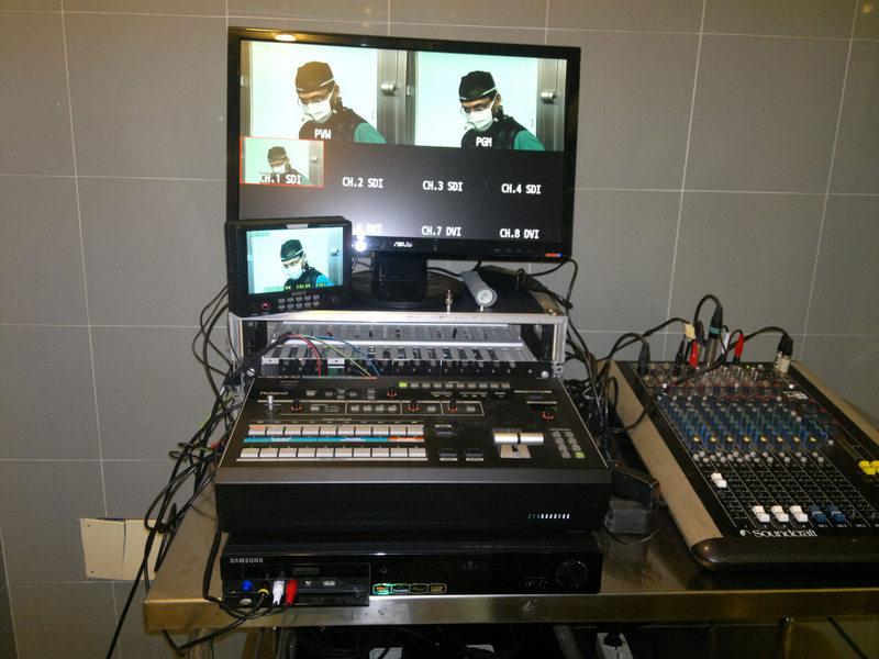 regia video