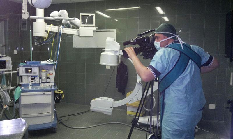 regia video per eventi e live surgery